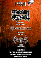 Carnal Tomb Flyer